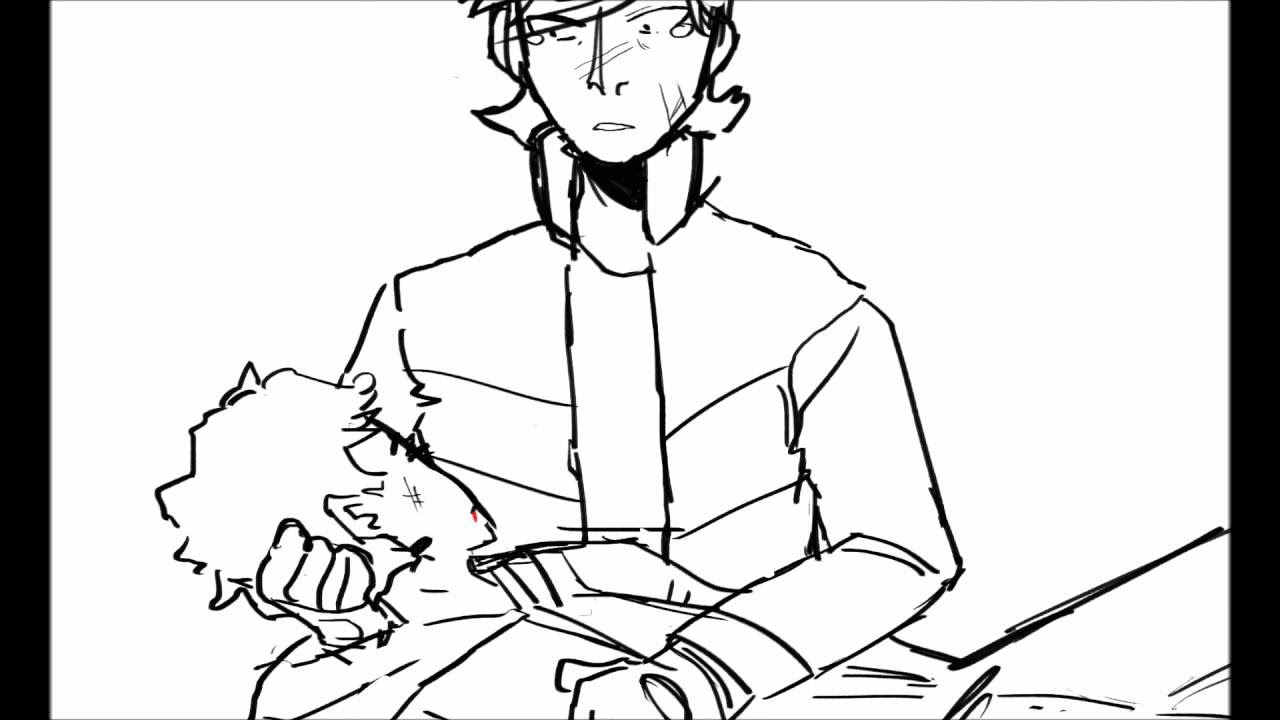 Lance Died In Keith's Arms Tonite [Voltron Legendary