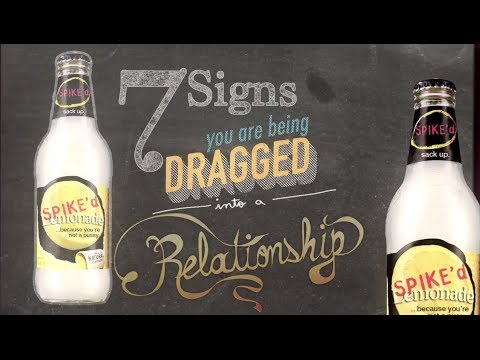 7 Signs You Are Being DRAGGED Into A Relationship