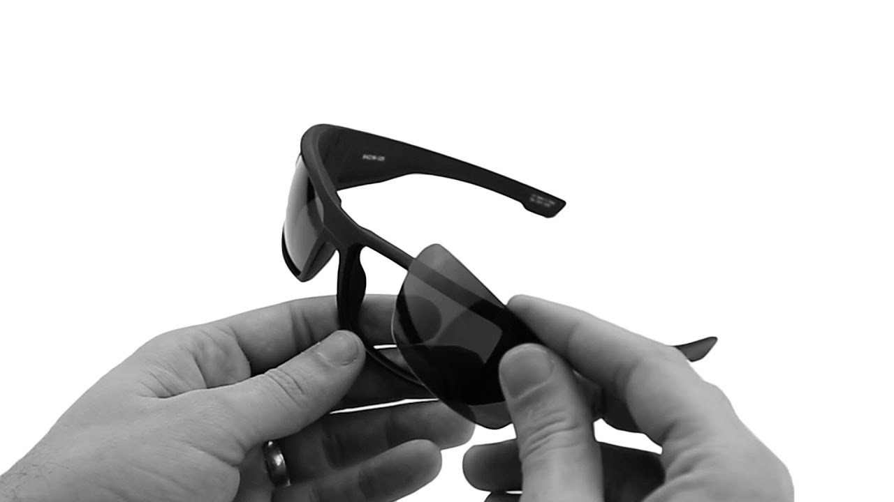 801637e91da Spy Optic Dirk Lens Replacement   Installation Instructions - YouTube