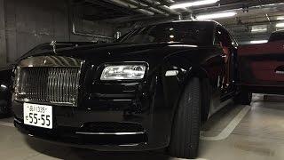 カワトンTV No2【諸星一家】Rolls-Royce Wraith ゴッチさんロールスロイスレイス