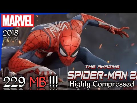 [229 MB] The Amazing Spider-Man 2 (APK+OBB) For Android 2018 [HDR Graphics+  Offline]