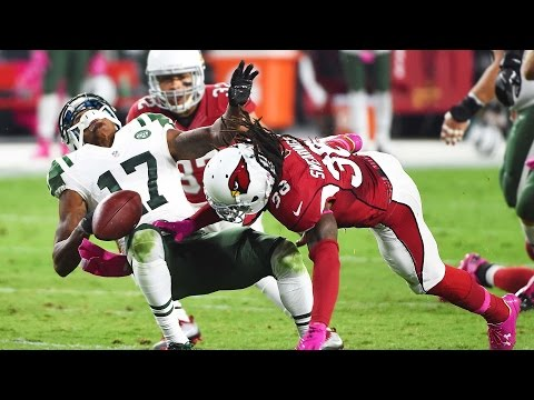 D.J. Swearinger Gives HARDEST HIT EVER On Jets Rookie