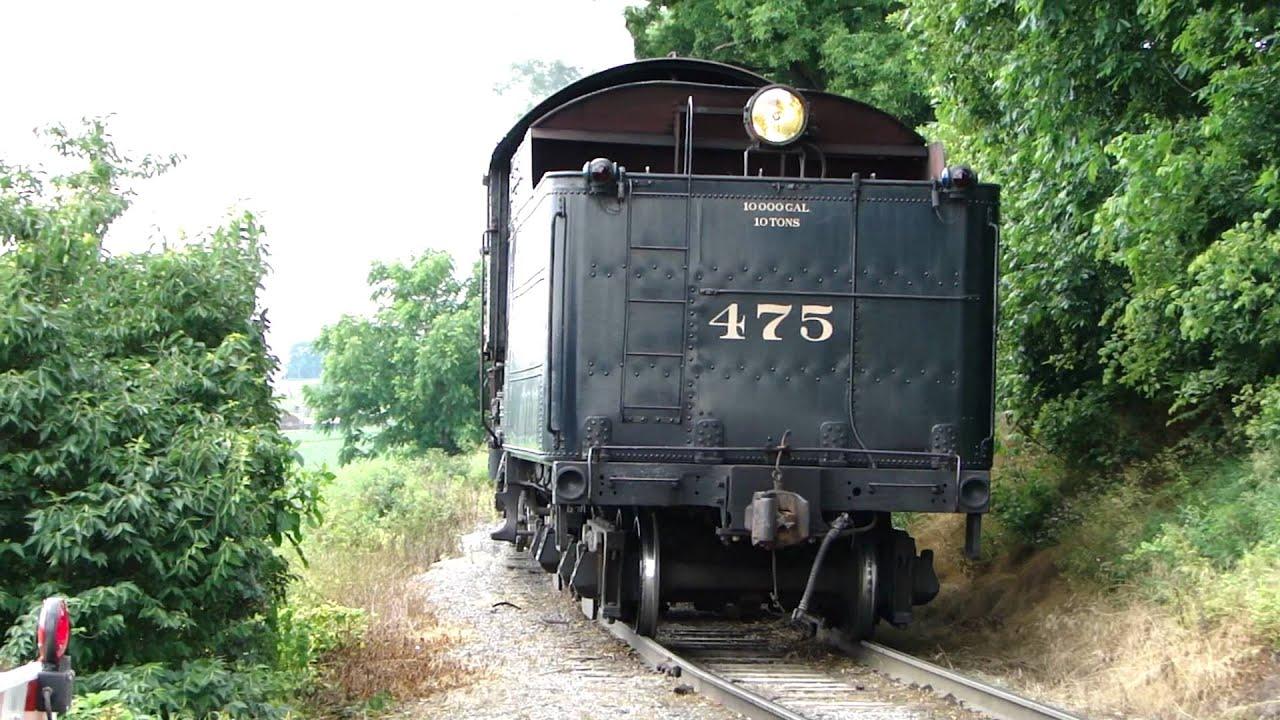 Strasburg Steam Engine Ghost Whistle