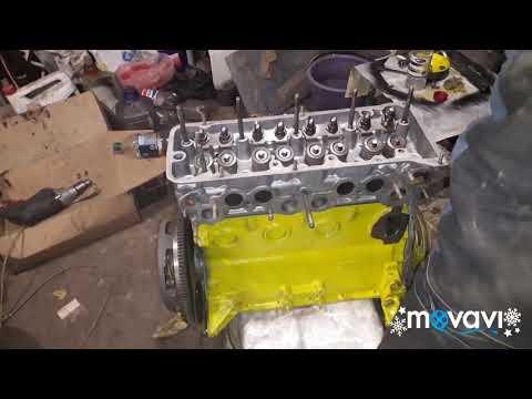 Кап ремонт двигателя ваз 2105 ч.3
