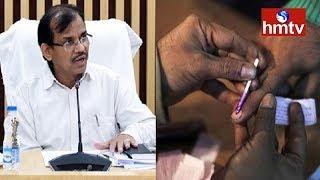 చంద్రగిరిలోని ఏడు చోట్ల రీ పోలింగ్ వెనుక కారణం ఏంటి?  EC Orders Re-Polling In 7 Booths  | hmtv