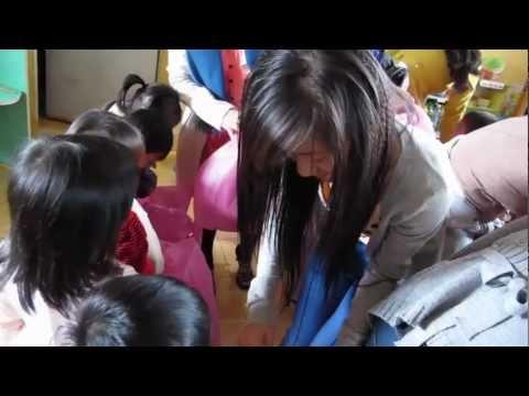 Vòng Tay Ấp Ủ 2011 - Trường mẫu giáo Tà Nung - Đà Lạt