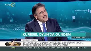 Selim Atalay ile Küresel Oyun (07.11.2018)