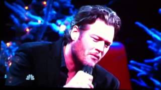 Home military tribute by Blake Shelton and Michael bublé