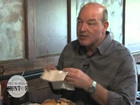 Lunch with a NY Jets Legend - Restaurant Hunter with Marty Lyons
