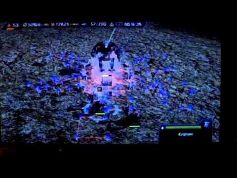 Supreme Commander  Half Build Glitch