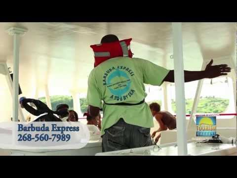The Tourism Channel - Barbuda Express (HD)
