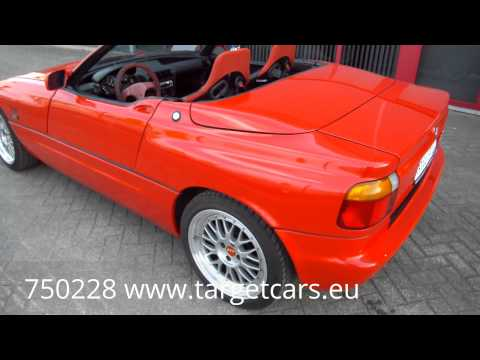 ligia email loc jp ficha t cnica del bmw z1 cabrio ensamblado en 1986 precios fichas. Black Bedroom Furniture Sets. Home Design Ideas