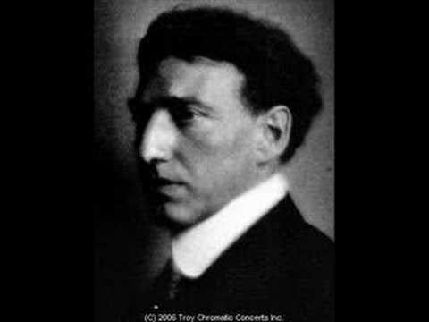 La Campanella Liszt-Busoni Performed by Lhevinne