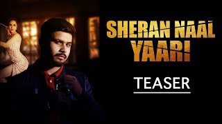 Sheran Naal Yaari by Vishal Pahwa | Song Teaser | Ft. Aanaya Bhaanndari | New Punjabi Song 2019