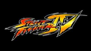 Street Fighter 4 Second Intro Theme Video