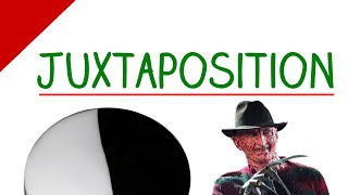 Learn English Vocabulary - Juxtaposition - Important Words You Should Know