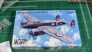 Bristol Brigand B.Mk.1 Valom