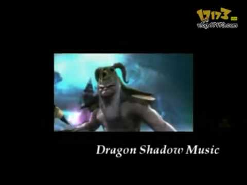 New MMORPG MuX Cinematic Trailer (Chinese)