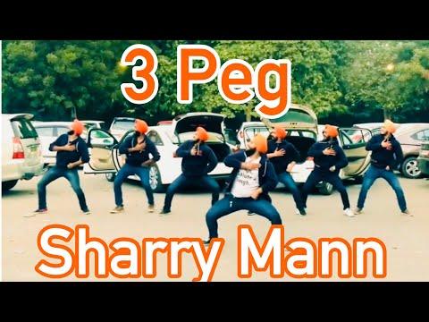 3 PEG || BHANGRA || SHARRY MAAN || PARMISH...