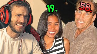 He married his daughters age - TLC #14