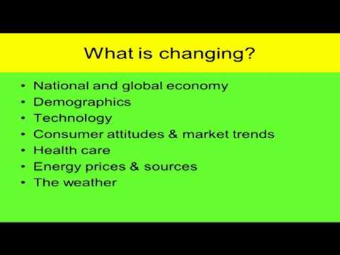 Nature, Agriculture, Economy & Community Character (part 1)