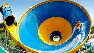 Самые НЕВЕРОЯТНЫЕ аквапарки и водные горки мира(Аквапарки, водные аттракционы и водные горки мира, топ: самые невероятные и страшные аквапарки, водные аттр..., 2016-08-16T07:00:06.000Z)