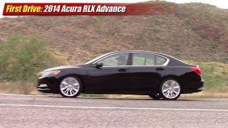First drive: 2014 Acura RLX Advance