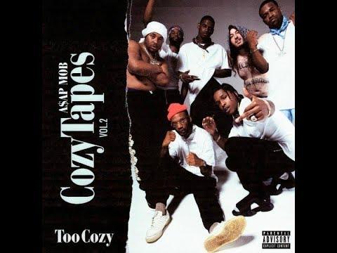 (Full Lyrics) Black Card A$AP Mob Ft A$AP Rocky & Smooky Margielaa Album Cozy Tapes Vol. 2: Too Cozy
