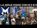 Un dia en la MOLE COMIC CON 2020 - Chucho Calderon, Arty & Chikle, Jim Starlin y mas...