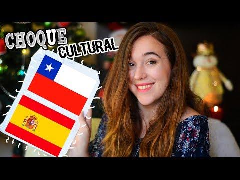 25 DIFERENCIAS ENTRE CHILE Y ESPAÑA| CHOQUE CULTURAL