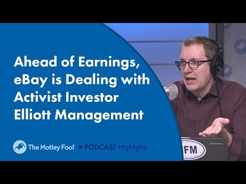 Ahead of Earnings, eBay is Dealing with Activist Investor Elliott Management Mp3