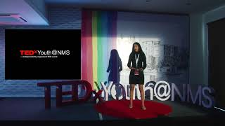 Beauty is not in the face; beauty is a light in the heart | Ananya Maskara | TEDxYouth@NMS