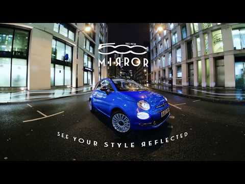 360° Video London Fashion Week Festival Experience - 500 Mirror Family | Fiat UK