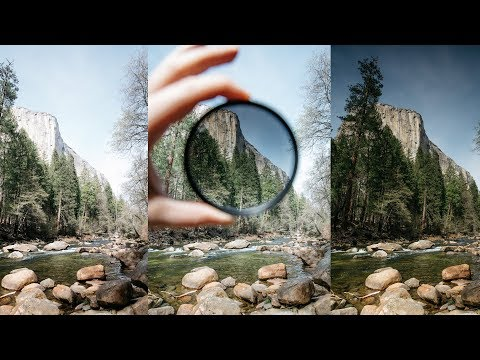 What is an ND Filter (Neutral Density Filter) and Variable ND filter | Hindi Photography Tips #6