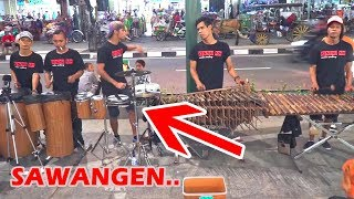 Video SAWANGEN - Permainan Ketipung & Drum-nya Seru bro!! CAREHAL ANGKLUNG MALIOBORO (Via Vallen /Wandra) download MP3, 3GP, MP4, WEBM, AVI, FLV September 2018