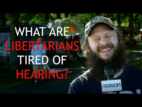 'Warlords Will Take Over' and Other Lines Libertarians Are Tired of Hearing