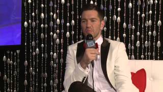 Andy Grammer Interview - NYRE 2016