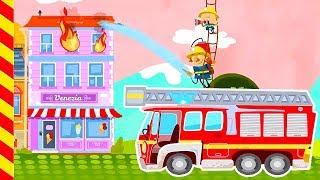 Машины Пожарные детям. Мультики про Пожарные машины. Машинки Пожарные. Пожарные машинки для детей.