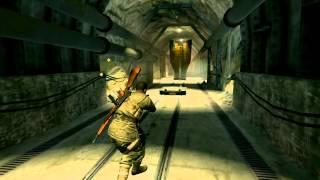 Sniper Elite V2 - Missione 3 - Struttura Mittelwerk