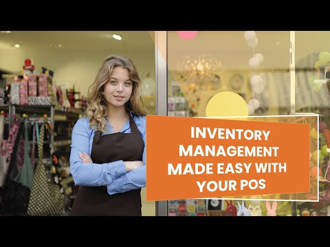 Party Store POS and Inventory Management