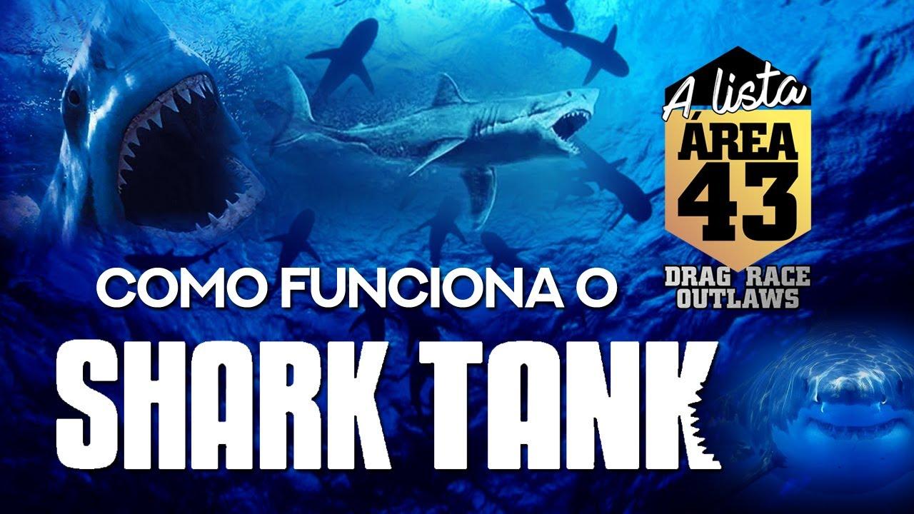 Como funciona o SHARK TANK?