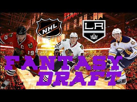 NHL 16 Fantasy Draft GM Mode Ep.1!