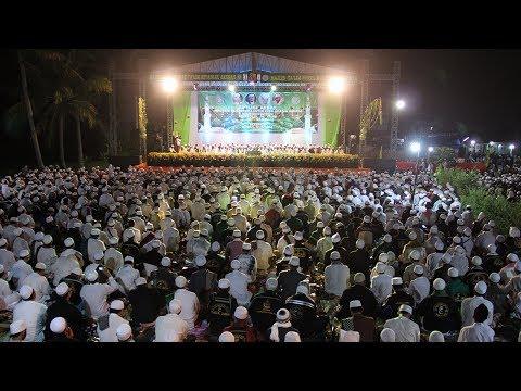 Sholallahu Alaa Sayyidina Muhammad - Kolaborasi Majlis NURUL MUSTHOFA dan Majlis RIYADLUL JANNAH