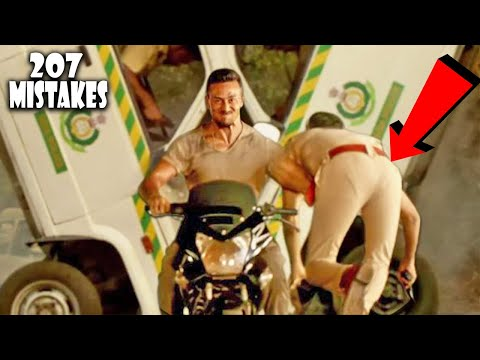 (207 Mistakes) In Baaghi 2 - Plenty...