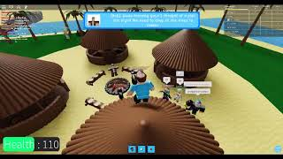 OH NO I DIE The Island [Story Mode] roblox w/ray bon