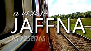Amazing train ride to jaffna | My visit to Nagadeepa