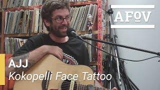 """Andrew Jackson Jihad - """"Kokopelli Face Tattoo"""" (A Fistful Of Vinyl sessions) on KXLU 88.9 FM"""
