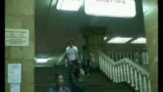 Download Танец на всех станция МосМетро Mp3 and Videos