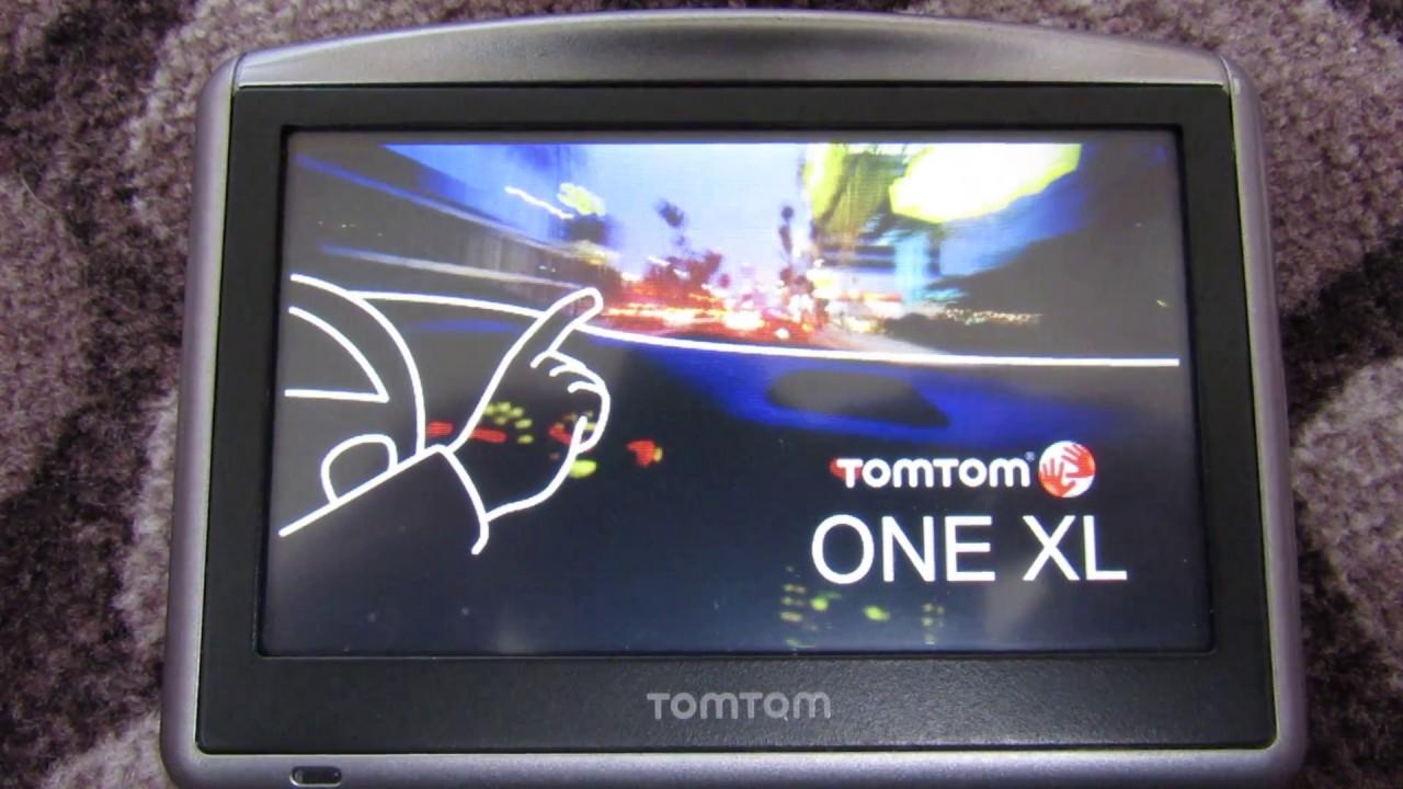 TomTom One ХL Karte wechseln USA;Europa,Asia.Afrika,Kanada