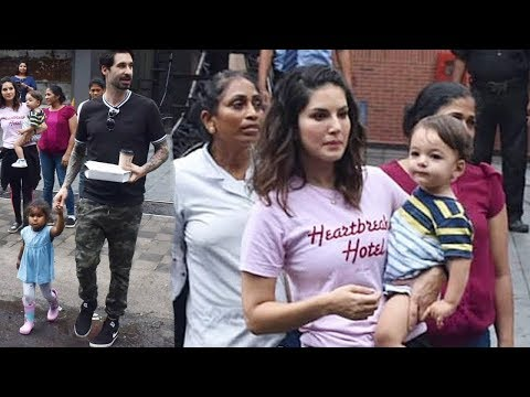 sunny-leone-spotted-at-play-school-fusion-juhu